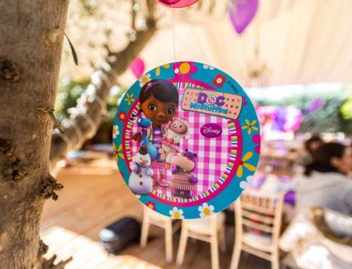 Μια …Μικρή Γιατρός γιόρτασε τα γενέθλιά της στο Ελαία + Παιχνίδι